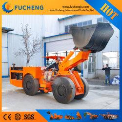 China minería Diesel cargador de carretera de metro de distancia de los vehículos de descarga