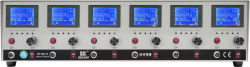 6V 8V 12V 16V para a unidade de teste de descarga de carga da bateria