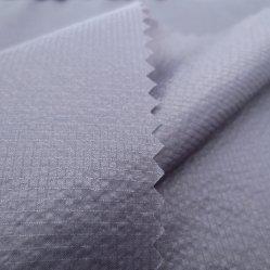 Prezzo di fabbrica 100% tessuto di nylon piumino giacca di cotone 380t Tessuto in nylon Taffeta