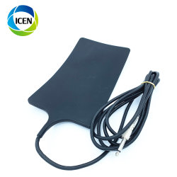 No-I01 Diatermia Silicone reutilizáveis Placa Paciente negativo para a placa de aterramento eletrocautério monopolar Unidade Eletrocirúrgicos