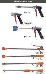 As pistolas de spray de alta pressão