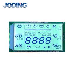 Dígitos Tn Has LCD STN