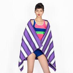 La microfibra personalizada colorido gran toalla de playa