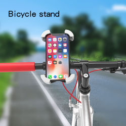Fahrrad-Montierungs-Halter-Lenkstange Smartphone GPS beweglicher Standplatz-Fahrrad-Telefon-Halter
