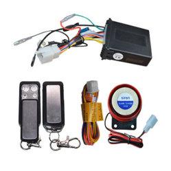 Seguridad de la motocicleta con alambres de cobre puro tienen etiqueta de guías de conexión