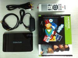 Android 4.1 Rk3066 verdoppeln Kern 1GB ROM-intelligenter Fernsehapparat-Kasten DES RAM-8GB (US839) E