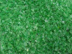 L'animale domestico si sfalda il verde (pulito e secco)