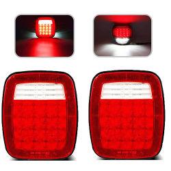 Feu arrière LED universelle Tourner la butée de la licence de frein de sauvegarder des feux de marche arrière