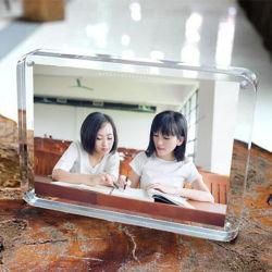 Cadre Photo en acrylique carré murale Cadre Photo en gros