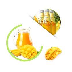 유산균에 의하여 거치되는 Probiotics의 음식 급료 망고 농축물 취향 주스
