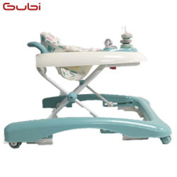 Ajustable de la luz de la altura del asiento de bebé walke de China