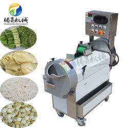 Automatischer Handelsfrucht-Wurzelgemüse-Schneidmaschine Dicer Maschinen-Kartoffel-Karotte-Gemüsewürfel-würfelnde Ausschnitt-Maschinen (TS-Q118)