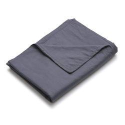 """重量毛布の洗濯できるキルトカバー寝具のための大型の羽毛布団カバーはセットした60 """" 80 """"を"""