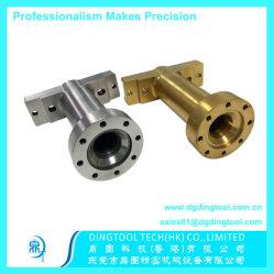 Liga de alumínio em aço inoxidável de latão fresadora CNC peças com peças de precisão de metal não padrão personalizada de processamento