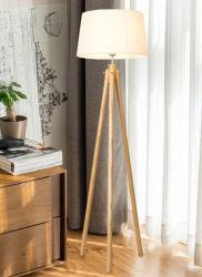 بسيطة حديثة مبتكر يعيش غرفة غرفة نوم [سليد ووود] أثر قديم شاقوليّ أرضية أضواء