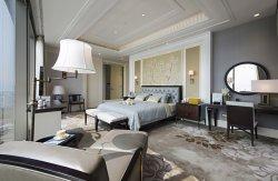 أحدث تصميم 5 نجوم خشبي أثاث فندق غرفة النوم فوشان الصين