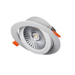 Alta qualità dell'indicatore luminoso messo Luz montato di superficie impermeabile del soffitto ultra sottile LED LED di 3W 6W 9W 18W 22W Trimless giù, lux, LED Downlight