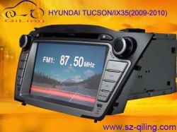 Dvd для автомобилей Hyundai Tucson/Ix35 (2009-2010) (QL-9503)
