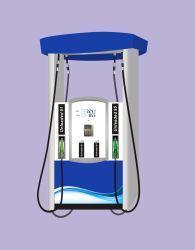 Sistema de Gestão da Estação de gás Communications Gilbarco dispensador de Combustível