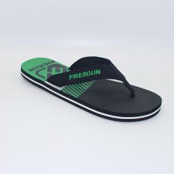 Caduta di vibrazione superiore degli uomini di EVA dei pistoni dei sandali del tessuto poco costoso caldo di vendita