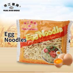 Massas de ovos 400g (ampla) Pearl River Bridge marca comida instantânea macarrão secas