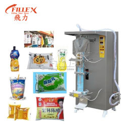 Automatische verticale zak zakje Watervulmachinezak water Liquid Pakmachine met zakers