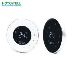 Programmierbarer WiFi 16A elektrischer Bodenheizung-Raum-Thermostat