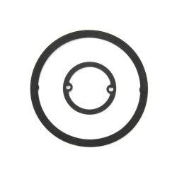 OEM de Fabriek past RubberZegelring van de O-ring van EPDM/NBR /Natural de Elastische Rubber aan