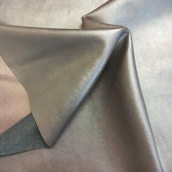 Zacht materiaal voor voering synthetisch PU-leer voor schoenen, kledingmateriaal (HS-D05)