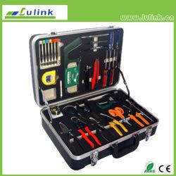 Optikfaser-Kabel alles in einem Faser-Schmelzverfahrens-verbindenes Hilfsmittel-Installationssatz Lk-6002