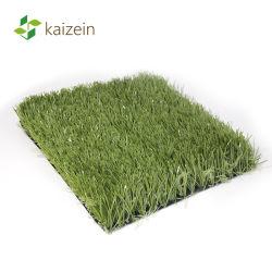 합성 녹색 잔디 갈퀴 축구 카퍼트 인공 잔디