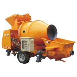 Дизельный двигатель или электрической мощности конкретных насос с заслонки смешения воздушных потоков