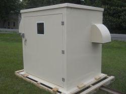 El equipo de Metal de hoja grande hecho personalizado Gabinete para uso industrial.