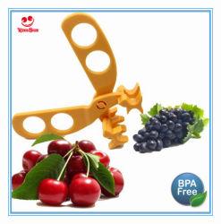 BPA pratici liberano il selettore rotante di plastica dell'alimento per il bambino d'alimentazione