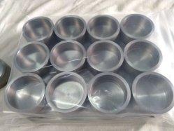 La pureza del 99,95% de molibdeno Platinum estampado crisol/cilindro