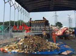 Trituración desintegrador de paja paja utilizado por ser el combustible