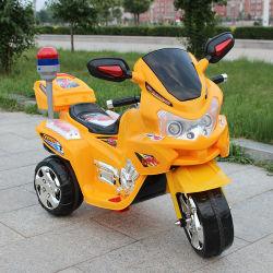 scherzt batteriebetriebene Fahrt 6V auf Motorrad das elektrische 3 Rad-Motorrad für Kinder