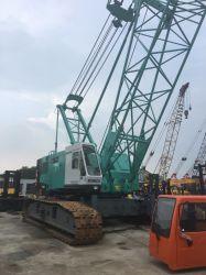 Kobelco 7150 grúa sobre orugas de 150 toneladas para la venta Cat325b Komatsu PC200