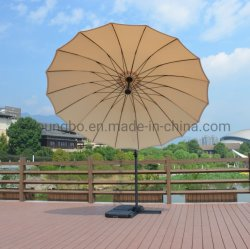 3,0 м-18 из стекловолокна ребер в Саду рома патио солнечным зонтом из расчета