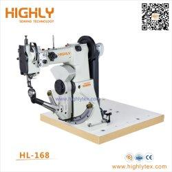 Hl-168 Rosca Dupla costura lateral calçados de máquina de costura