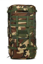 Для использования вне помещений многофункционального скалолазание пешие походные 60L тактические военные рюкзак с крышки датчика дождя и освещенности