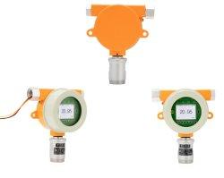 4-20 mA pantalla LED infrarrojos detector de gas metano (CH4).