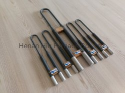 Mosi2 Elemento de aquecimento, Mosi2 Aquecedor Eléctrico, Mosi2 Resistência para fornos rotativos e forno