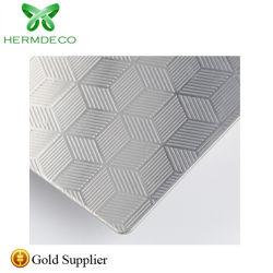 En forma de panal de aluminio paneles compuestos de acero inoxidable 316 placas de nido de abeja para Proyecto de metal de la columna