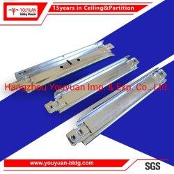 Barra del soffitto T/T della traversa del T/blocco per grafici del soffitto/griglia del soffitto/sospensione principali della barra