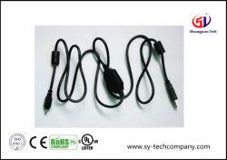 Огонь провод кабель IEEE 1394 с двумя ферритовый сердечник