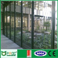 Double vitrage Verre clôture en aluminium
