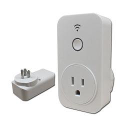 Smart Us Standard Tomada WiFi conosco Plug Wireless WiFi Temporizador Elétrico