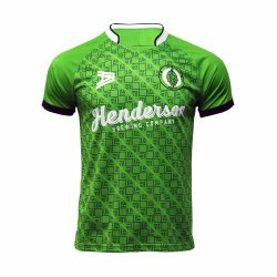 Custom uniforme futebol Desgaste Desportivo Ajuste a seco confortável Qualidade Alta Soccer Jersey Design