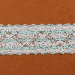 Billig gedrucktes Blumenguipurespitze-Ineinander greifen-Textilspitze-Gewebe für Tischdecke